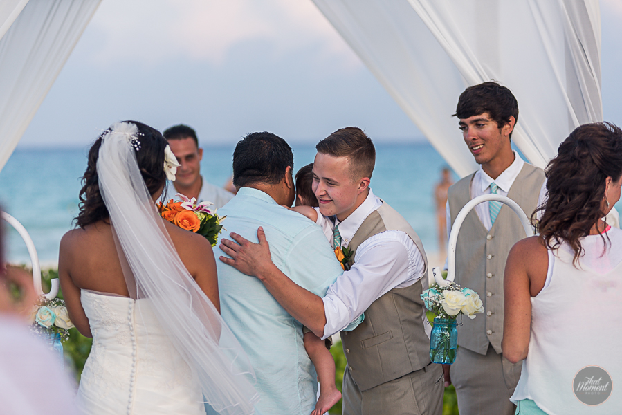 Professional Wedding Photographer The Reef Playacar
