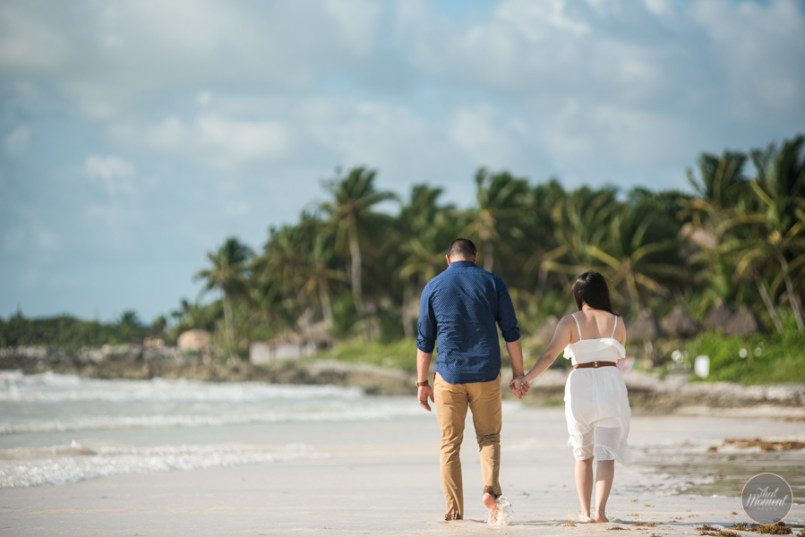 Photo Session at Mahekal Beach Hotel and Tulum